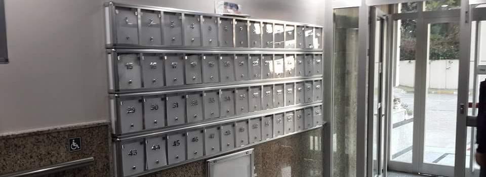 Apartman Posta Kutusu